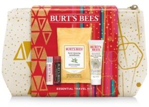 Burt's Bees 5-Pc. Essential Travel Set