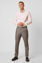 French Connection Grey Check Suit Trouser