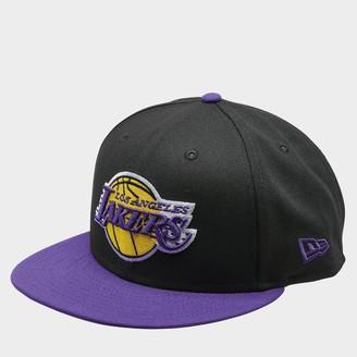 New Era Los Angeles Lakers NBA 9FIFTY Snapback Hat