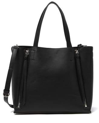 Chelsea28 Leigh Convertible Zipper Tote