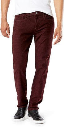 Dockers Men's Jean Cut Slim-Fit Corduroy with All Seasons Tech