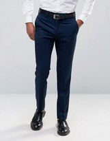 French Connection Plain Formal Slim Fit Trousers