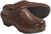 Frye Clara Campus Clogs - Leather, Open-Back (For Women)