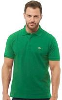 Lacoste Mens L1212 Original Polo Green