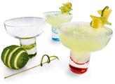 Stemless Margarita Glasses, Sets of 4