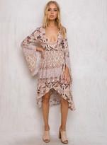 Somedays Lovin With The Wild Wrap Dress