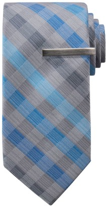 Apt. 9 Men's Checked Skinny Tie