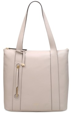 Radley London North South Leather Zip-Top Tote