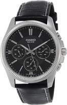 Casio Enticer Chronograph Dial Men's Watch - MTP-1375L-1AVDF (A838)