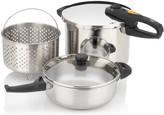 Zavor Duo Pressure Cooker Combination Set