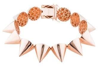 Eddie Borgo Large Cone Necklace