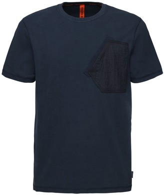 Parasuit Pocket Cotton Jersey T-shirt
