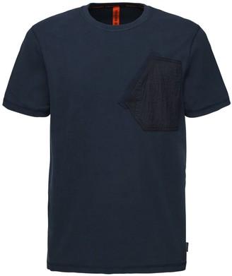 Raeburn Parasuit Pocket Cotton Jersey T-Shirt