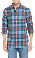 Vineyard Vines Greenhedge - Tucker Slim Fit Plaid Sport Shirt