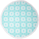 Swell Womens Classic Beach Cotton Fabric Round Towel