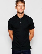 Selected Pique Polo Shirt