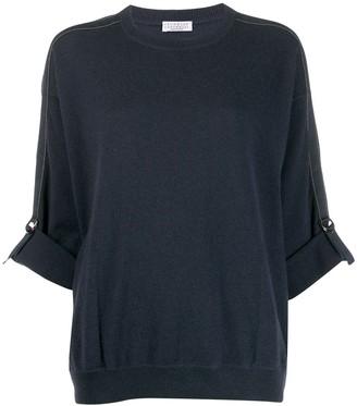 Brunello Cucinelli Cashmere Sweatshirt