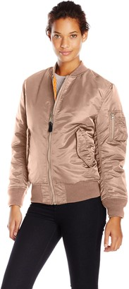 Alpha Industries Women's MA-1 W Flight Jacket