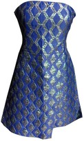 Mauro Grifoni Blue Dress for Women
