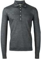 Massimo Alba long-sleeve polo shirt