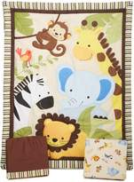 Bedtime Originals Lambs & Ivy Jungle Buddies Bedding Set (pack of 3 Pieces)