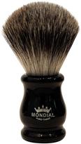 Smallflower Mondial Ebony XXL Pure Badger Shave Brush