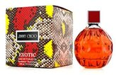 Jimmy Choo Exotic Eau De Toilette Spray (2014 Edition)