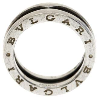 Bulgari Black Ceramic Rings
