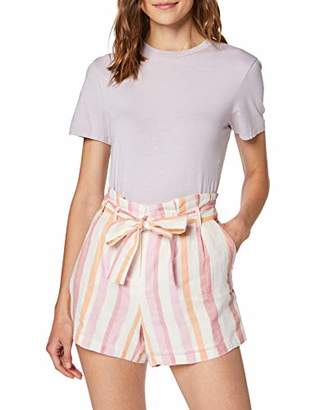 Vero Moda Women's VMTAVI NW Shorts WVNW (Size: L)