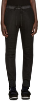 Sacai Navy Knit Back Lounge Pants