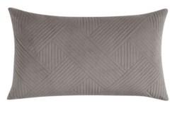 Charter Club Damask Design Velvet Decorative Pillow, Created for Macy's Bedding