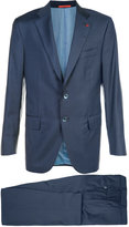 Isaia classic two-piece suit - men - Wool - 50