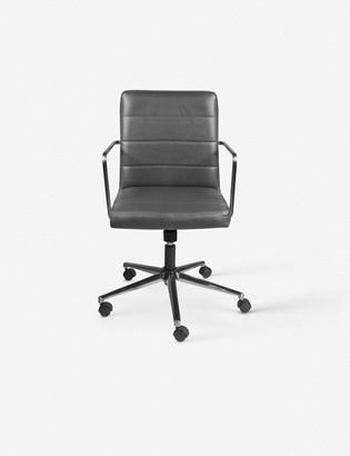 Lulu & Georgia Kennsie Office Chair, Grey