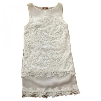 Ermanno Scervino White Lace Dress for Women