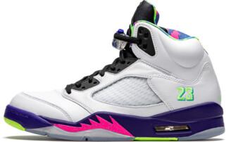 Jordan Air 5 Retro 'Alternate Bel-Air' Shoes - 7