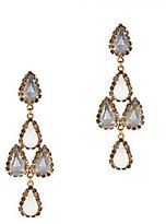 Erickson Beamon Hunky Dory Chandelier Earrings
