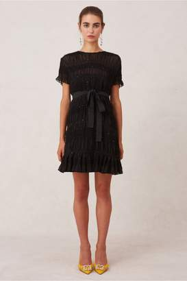 Keepsake NAIVE MINI DRESS black