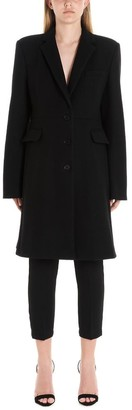 Pinko Tailored Flared Coat