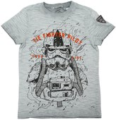 Courage&kind Storm Trooper Print Cotton T-Shirt
