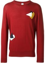 E. Tautz fine knit jumper - men - Silk/Cashmere/Wool - S