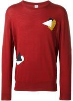 E. Tautz fine knit jumper
