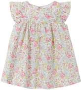 Jacadi Mousse Floral Cotton Dress
