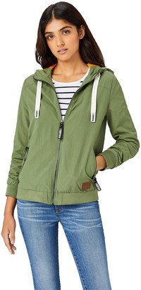 Amazon Brand - Hikaro Women's Lightweight Hooded Jacket