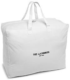 The Laundress Large Zip Laundry Bag