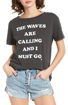 Billabong Women's Must Go Graphic Tee
