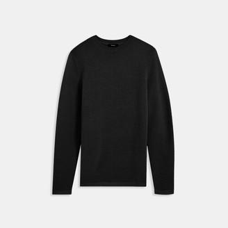 Theory Washable Merino Crewneck Sweater