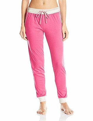 Tommy Hilfiger Women's Logo Jogger Sweatpant Lounge Pant Bottom Pajama Pj