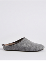M&S Collection Slip-on Mule Slippers with FreshfeetTM