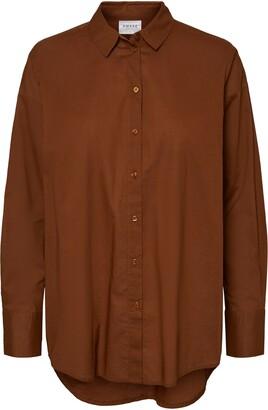 AWARE BY VERO MODA Organic Cotton Woven Shirt