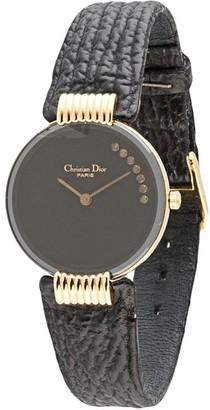 Christian Dior pre-owned Bagheera Black Moon 46 15mm